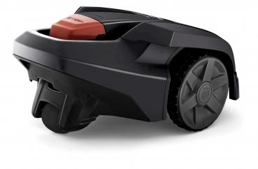 husqvarna automower 308 automower 305 m hroboter von husqvarna automower 308 rasenroboter. Black Bedroom Furniture Sets. Home Design Ideas