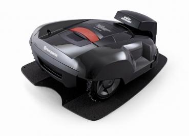 husqvarna automower 220 ac preis m hroboter automatischer. Black Bedroom Furniture Sets. Home Design Ideas