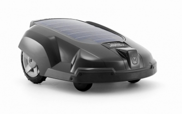 husqvarna automower solar hybrid preis m hroboter. Black Bedroom Furniture Sets. Home Design Ideas